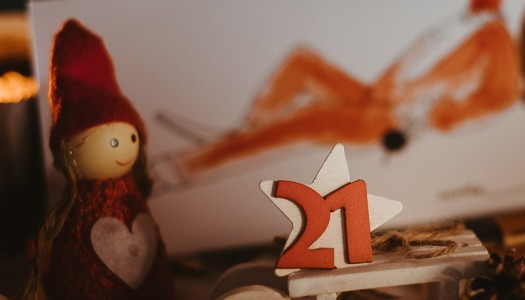 Adventskalender 21. Türchen